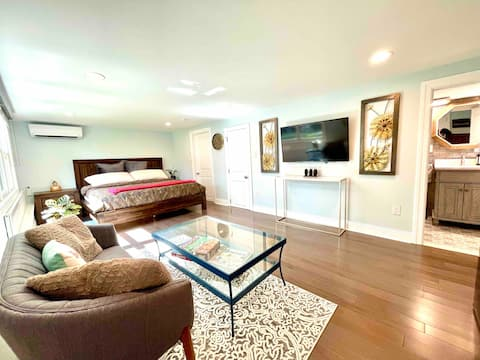 Newly Built 1 Bedroom Modern Oasis in Forest Hills