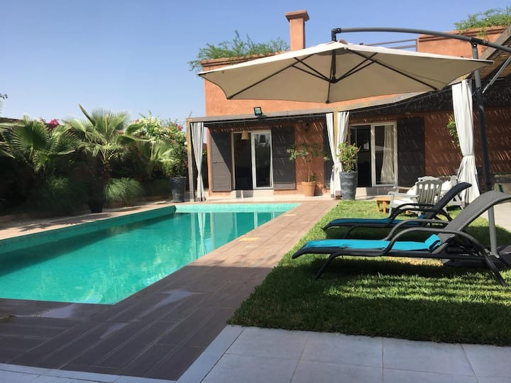 Villa Cactus Marrakech