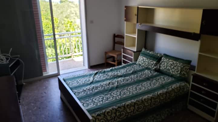 Διαμέρισμα στην παραλια Μεμι Κορώνης