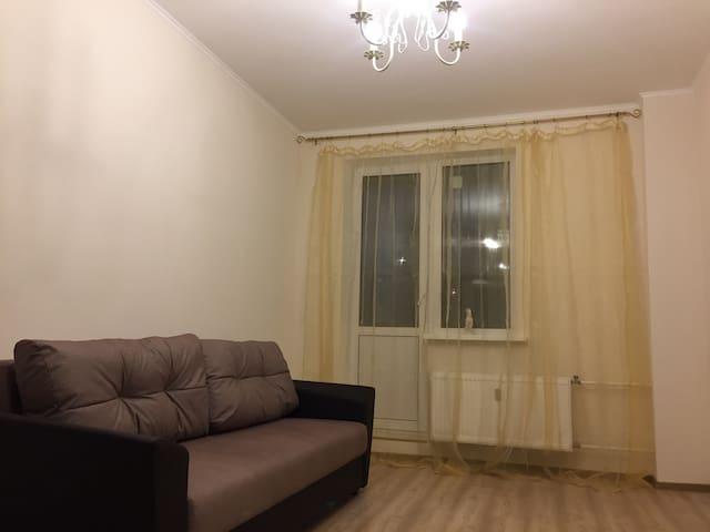 Современная видовая студия - Санкт-Петербург  - Apartamento