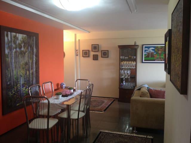 Ótima Localização-Super Confortável - Manaus - Apartment