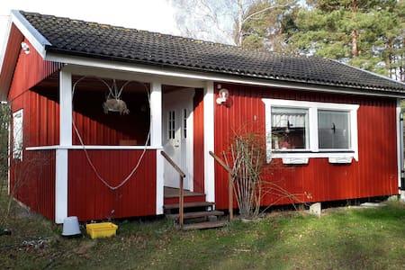 Fin stuga, mellersta, östra Öland