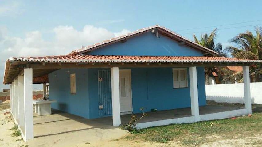 Casa para temporada próximo à Atalaia - Luís Correia - Rumah