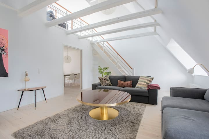 Luxury Penthouse CENTRAL & PRIVATE ROOF TERRACE !