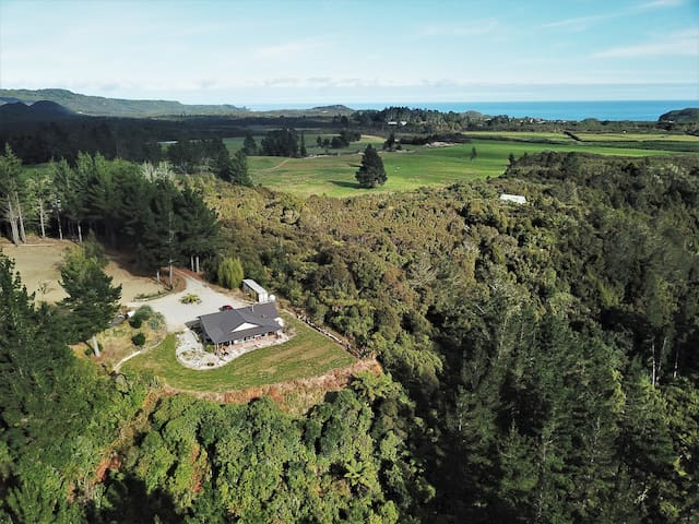 Nile River Retreat  near Punakaiki