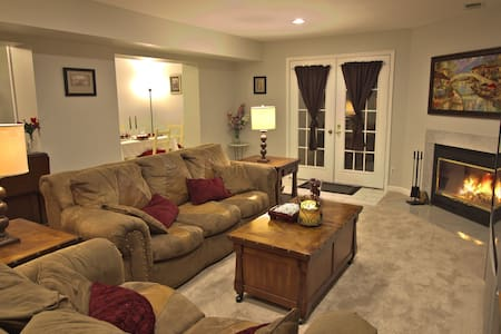 Spacious Apt with 2 Large BRs near Quantico
