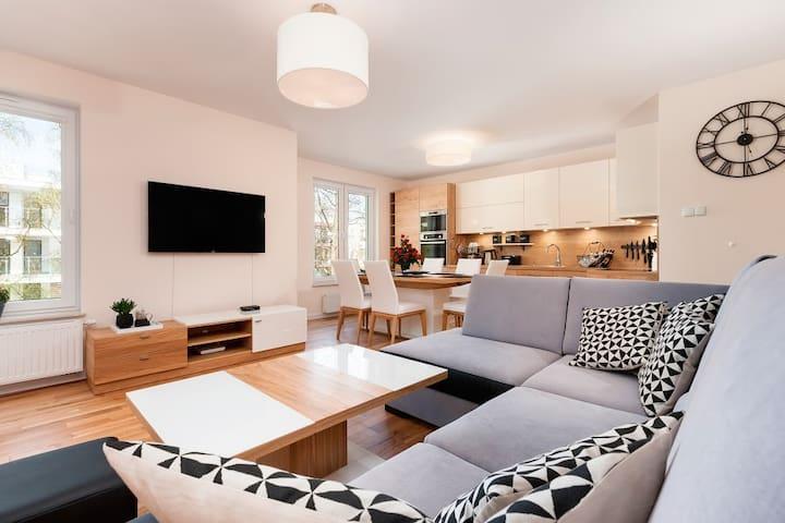 Apartment M&M 3 - Kołobrzeg - Apartamento