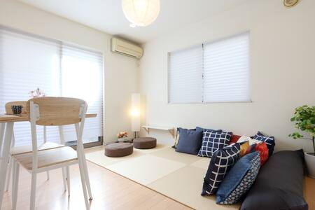 Tatami Chill House☆9min to Shibuya - Meguro-ku - Casa