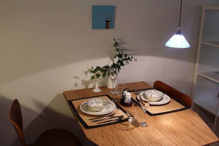 Zentral und Gemütlich -  Studioappartment - Keulen - Appartement