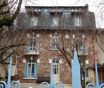 Appartement de 47m2 proche thermes et ski - La Bourboule - 公寓