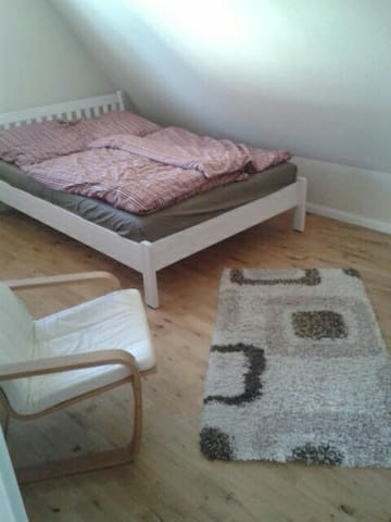 Ruhiges Zimmer im schönen Buxtehude - Buxtehude - Wohnung