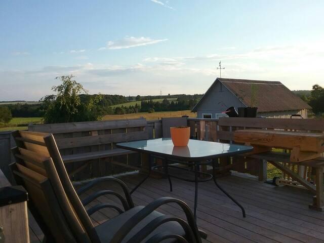 Best deck in Warren Grove. - Warren Grove - Haus