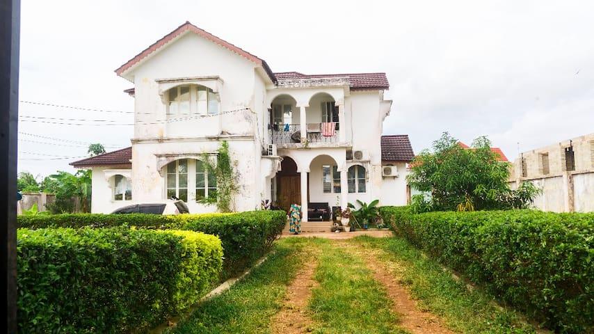 Shared flat in Mbweni