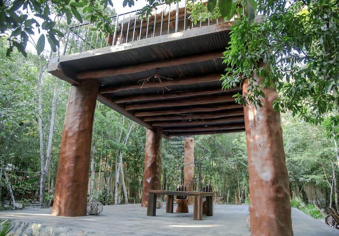 Cabaña El Nido, una estancia Mindfulness