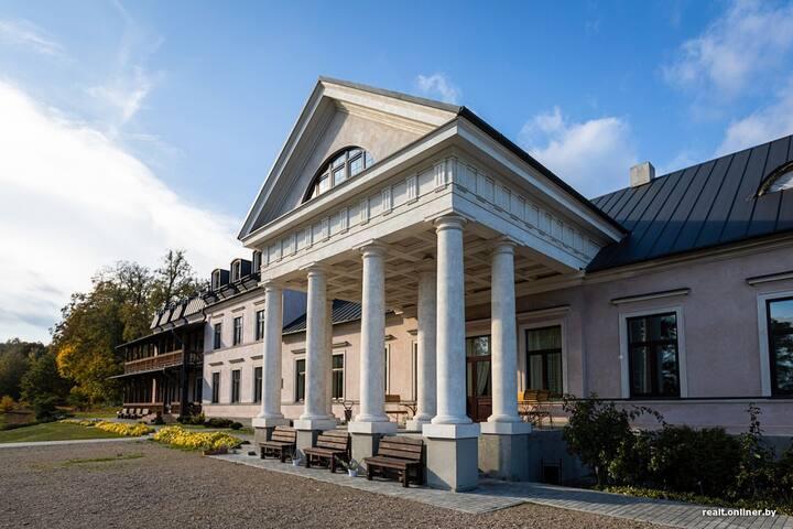 Усадебный дом Гурских 1828 года