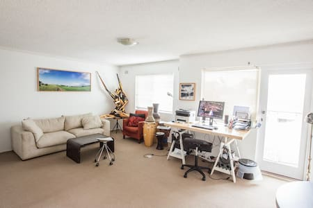 Lovely room 5 min from the beach - Bronte - Wohnung