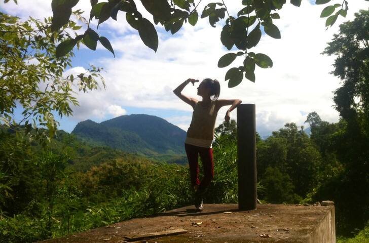 Jungle Eco Bungalow Experience - Luang Prabang - Bungalov