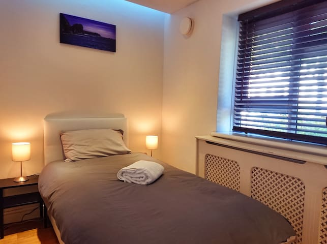 Comfortable bed & breakfast London-Chiswick