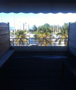 Marina Studio - Rivière Sens Beach - Saint Charles
