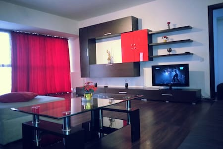 Apartament Eduardo ultracentral - Bacău - 公寓