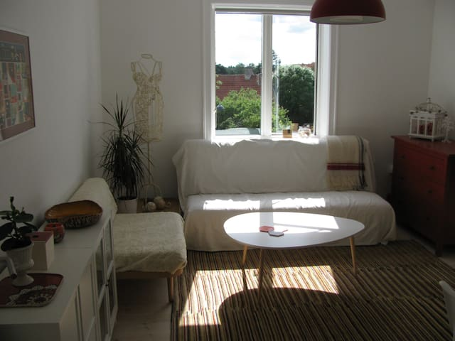 Nice apartment (and 3 bikes) available - Dyssegård - Wohnung