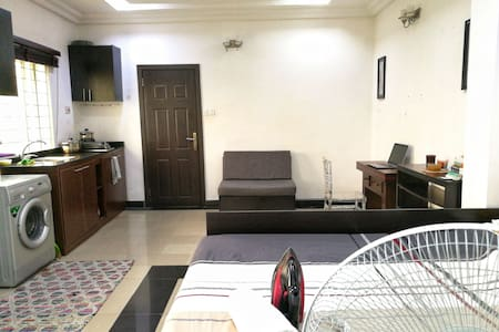 Entire Studio in Lekki Gardens Estate