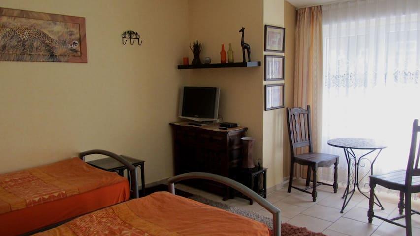 kleines separates Apartment mit Platz für 2 Personen