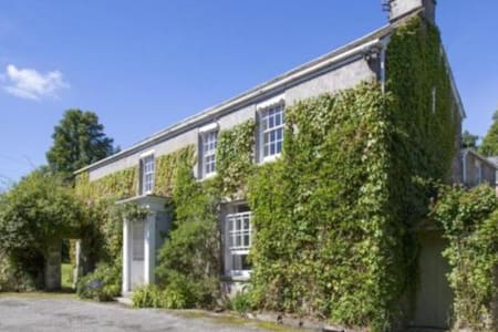Private Suite in Georgian Manor, Lanhydrock Bodmin