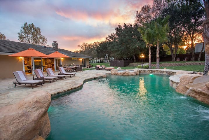 Wine Country Resort-Style Living