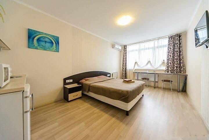 S&M apartments: studio (3-1)