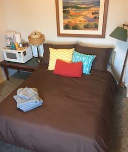 Cozy Private Room in Northwest Fort Collins - 科林斯堡 - 公寓