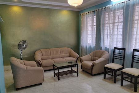 Spacious flat in the heart of Ponda city