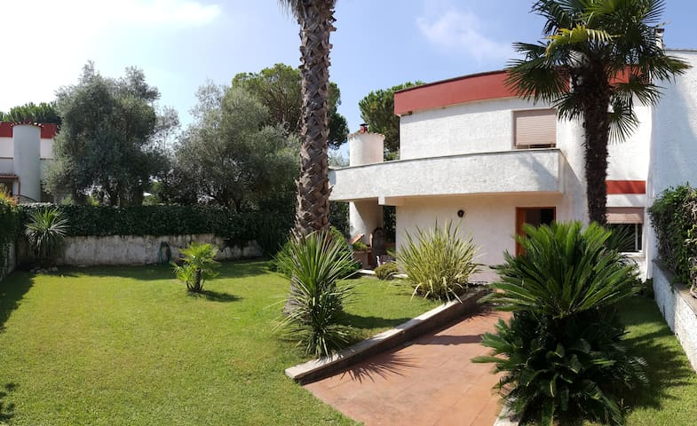 Villa Anna - Garden, 6 Beds, 3 mins Walk to Beach - Sant'Antonio - Villa