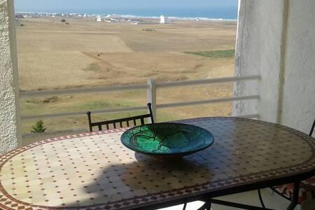Vue Panoramique sur mer - Wohnung