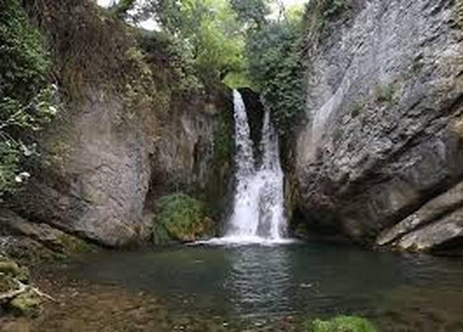 Cascada de Oteo