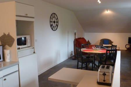 Loft 65 m² en duplex - Douvres-la-Délivrande - 公寓