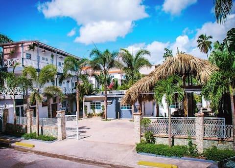 Boutique Hotel in Boca Chica Beach