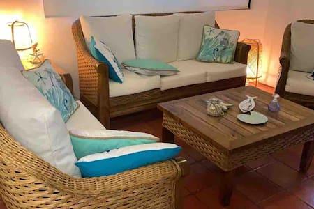 Apto Palma Bonita, Beachfront apartment 2Br