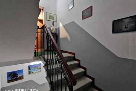 Venice Apartment (Room with private bathroom, TV)