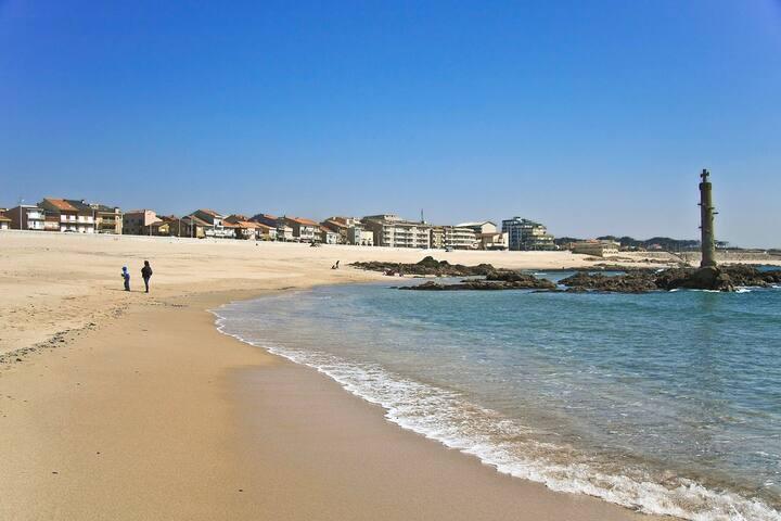 Praia Mar I - 100m from the beach!
