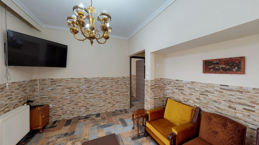 Thessaloniki Family Apartments-Deluxe Apartment