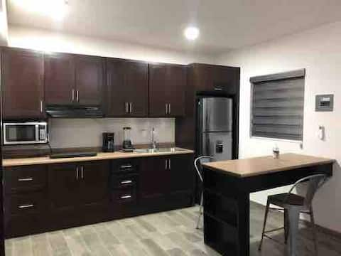 Newly Built: 1 Bedroom Apartment w/ Kitchen