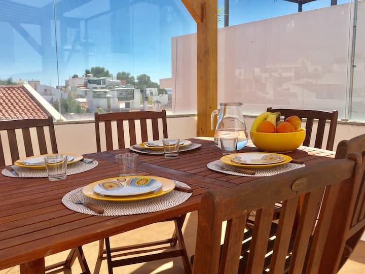 Alvor Terrace Villa