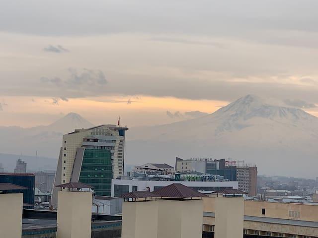 charmant appartement au cœur de Yerevan.