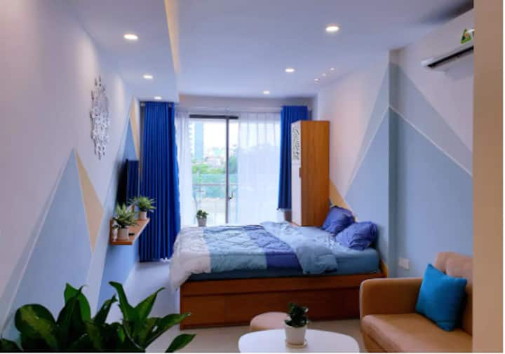 Bracing & Warm Studio Apartment With Pool & Gym
