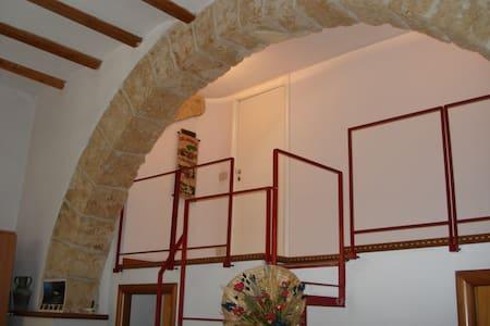 Casafrà - caratteristico loft in centro storico - Castellammare del Golfo