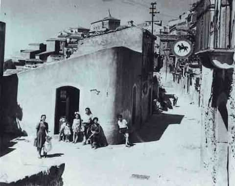 """""""Dacia Felicia"""" Alcantara Etna Taormina  Old town"""