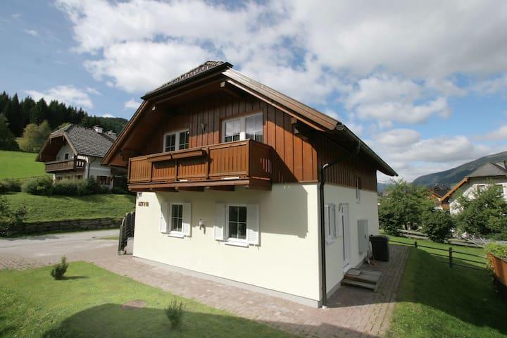Charmante maison de vacances à Salzbourg, forêt à proximité