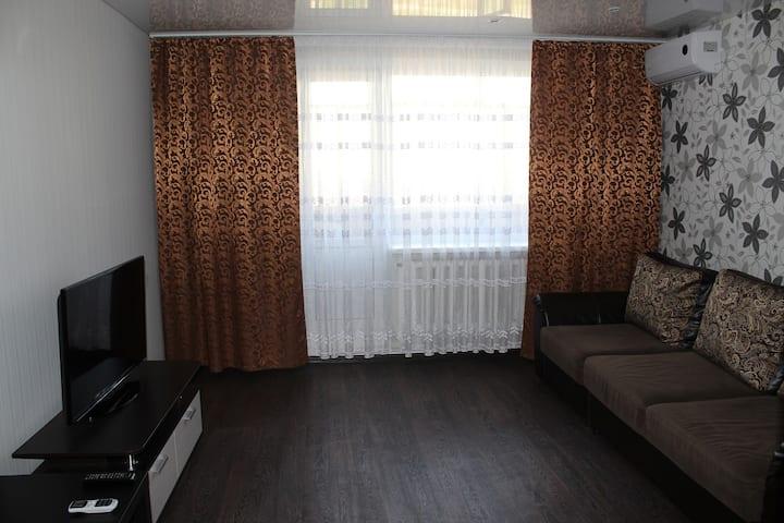 Уютные 3-к апартаменты на Южной 52