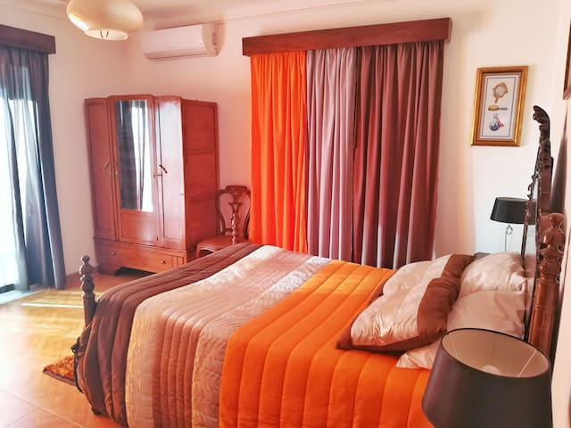 Budget Friendly Double Room in Belmonte